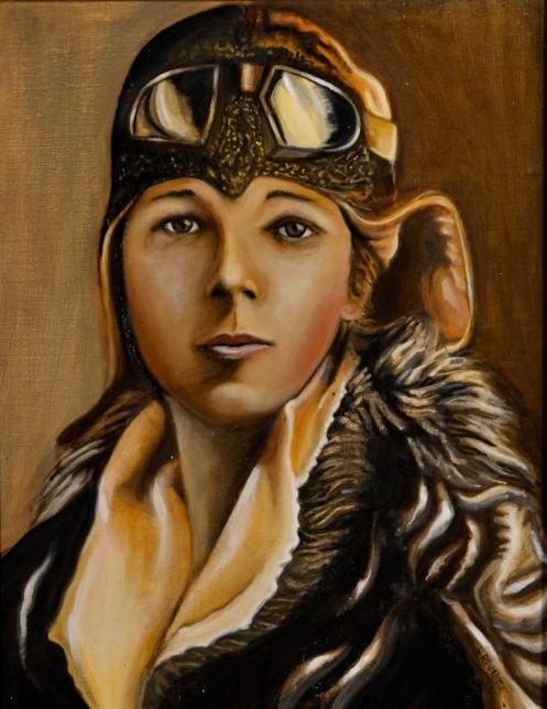 Amelia Earhart 1897 -1937