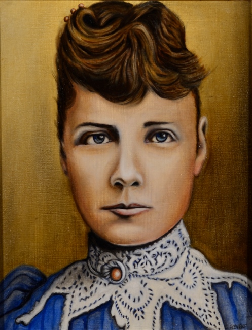 Nellie Bly 1864-1922
